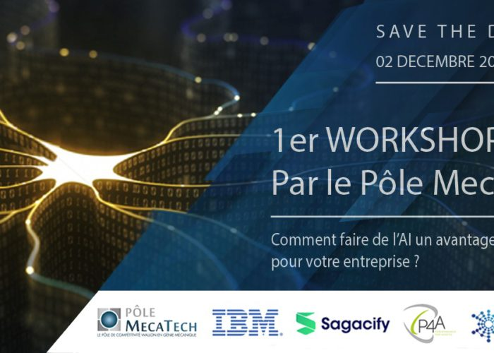1er Workshop IA – 2-12-2019 – Pôle MecaTech